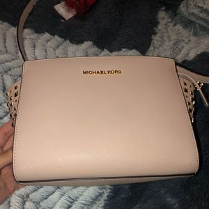 micheal kors studded purse